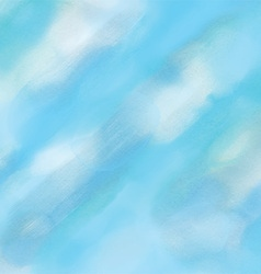 Blue watercolor background 2605 vector