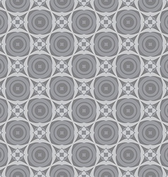 Geometric abstract seamless p vector image vector image