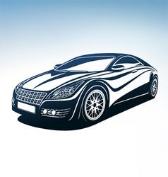 Speedy vector image vector image