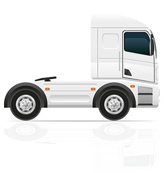 truck 03 vector image