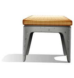 A table furniture vector