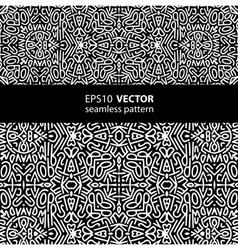 Black-white pattern 1 vector