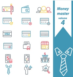 Money master volume 4 vector