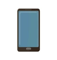 Smartphone icon cartoon style vector image
