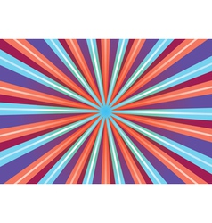 Burst Background vector image
