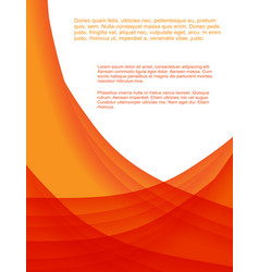 Brochure layout design template with 14 pages 7 vector
