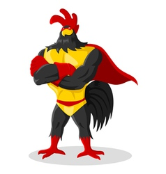 Super Rooster vector