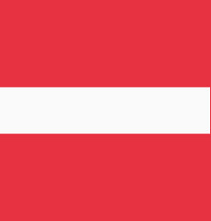 flag of austria vector image
