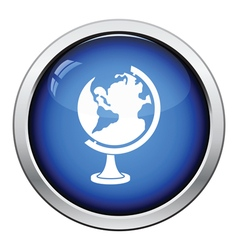 Icon of Globe vector