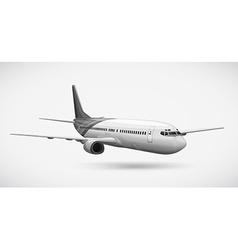 An aeroplane vector