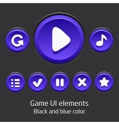 GameUiElements09 vector image