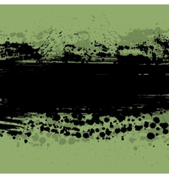 Grunge blots background vector