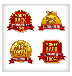 money back vector image