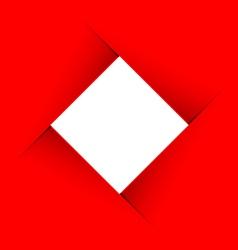 minimalistic banner vector image