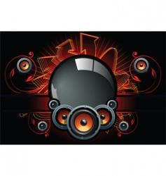 Speaker set vector