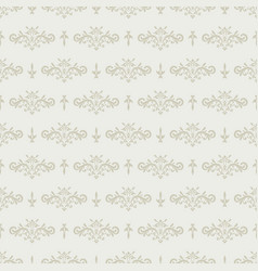 seamless pattern1037 vector image