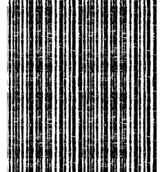pattern black grunge stripes vertical striped vector image