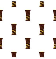 Tamtam pattern seamless vector