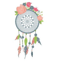 American dreamcatcher vector