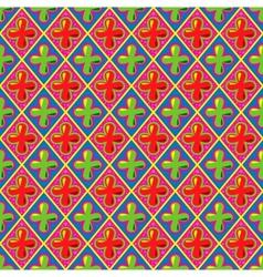 Sweet retro seamless pattern vector image vector image