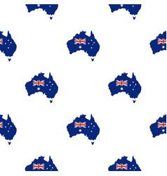 Australia pattern seamless vector