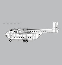Blackburn beverley vector