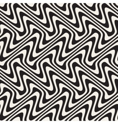 Wavy Lines Marbling Effect vector image
