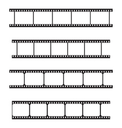 filmstrip frame for pictures in 32 and 43 vector image