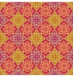 Abstract ethnic ornament vector