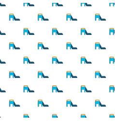 Children slide pattern seamless vector
