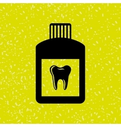 Dental care icon design vector