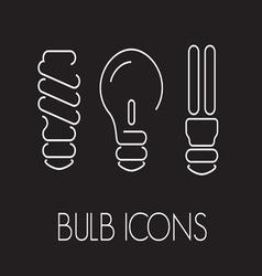 Bulb thin2 vector