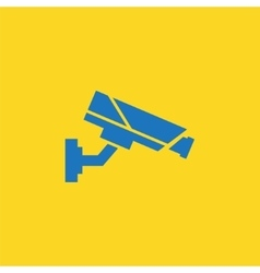 CCTV Icon vector image