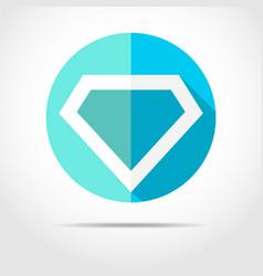 superhero logo vector image
