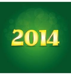 2014 tittle vector image