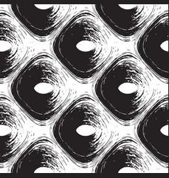 Modern grunge abstract seamless pattern vector