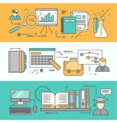 Research Planning and Learning vector