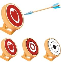 Target set vector