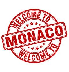 Welcome to monaco vector
