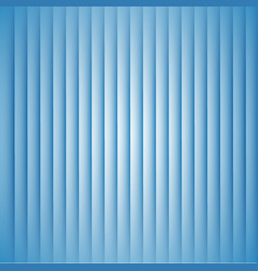 abstract blue stripes on a white background vector image