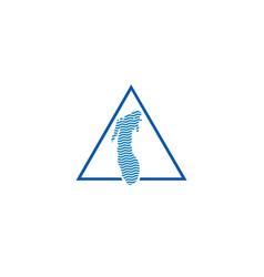 Michigan-lake-logo vector