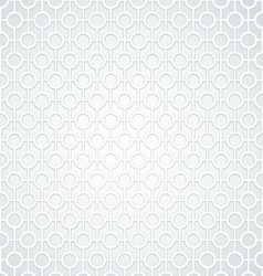 White Abstract Vintage seamless background vector image