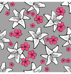 FlowersBackground vector image