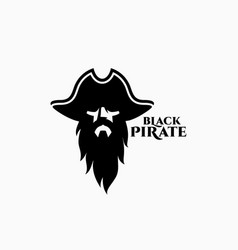 Pirate logo vector