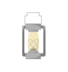 field lamp vector image