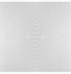Abstract monochrome line pattern background vector