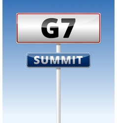 G7 Summit vector