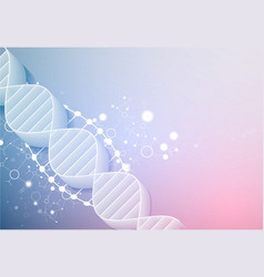 science template wallpaper or banner with a 3d vector image