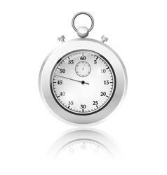 Stop watch vector image