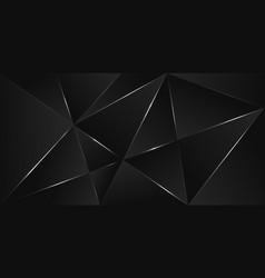 black premium background vector image